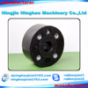 Rubber-Metal Pipe Connector/rubber flexible joint in pipe fittings
