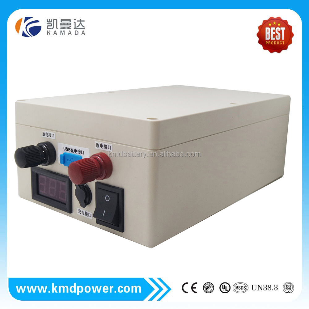 ISO factory deep cycle life battery lifepo4 12v 30ah rechargeable battery