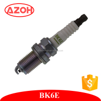 Auto Ignition Parts Nickel NGK Spark Plug for Cars BK6E