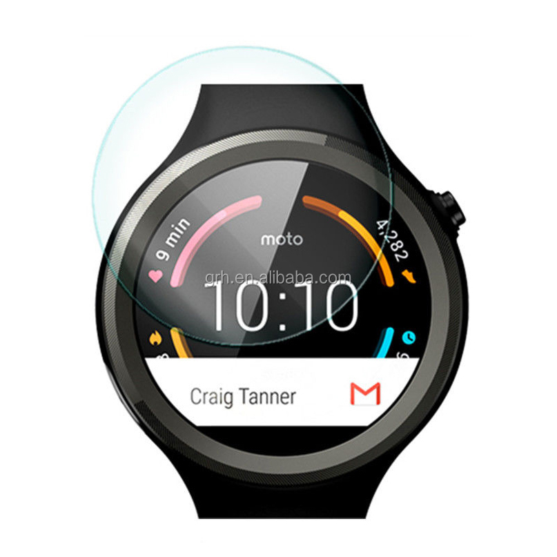 tempered glass screen protector for Motorola Moto 360 Sport
