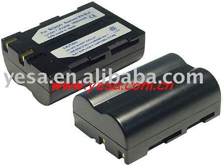 Camera battery for NIKON D100