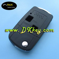 Modified 2 buttons key fob covers for lexus key Lexus flip key shell