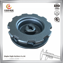 OEM ductile iron sand casting grey iron sand casting ADC 12 aluminum casting parts according to drawing