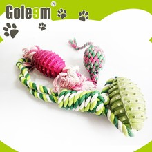 Eco-friendly Chew for grind their teeth Heavy Duty Dog Toys