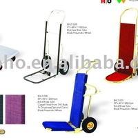 Material Handling Equipment Hotel Luggage Trolleys