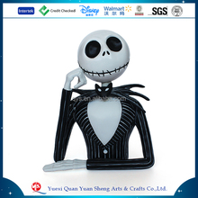 2016 skull shaped money box safe bank