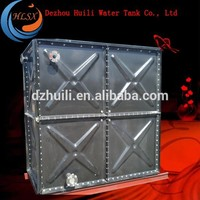 Factory price!Gush paint water tank for drinking water /fire fighting