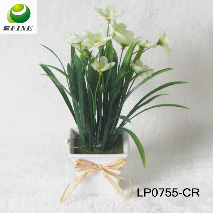 Factory Making Artificial Flower For Home Decoration