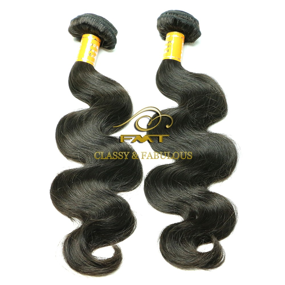 no tangle no shed black pearl hair weave per kilo body wave Italian mink hair care products