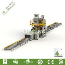 CE Approval Roller Bed Convey Type Shot Blasting Machine