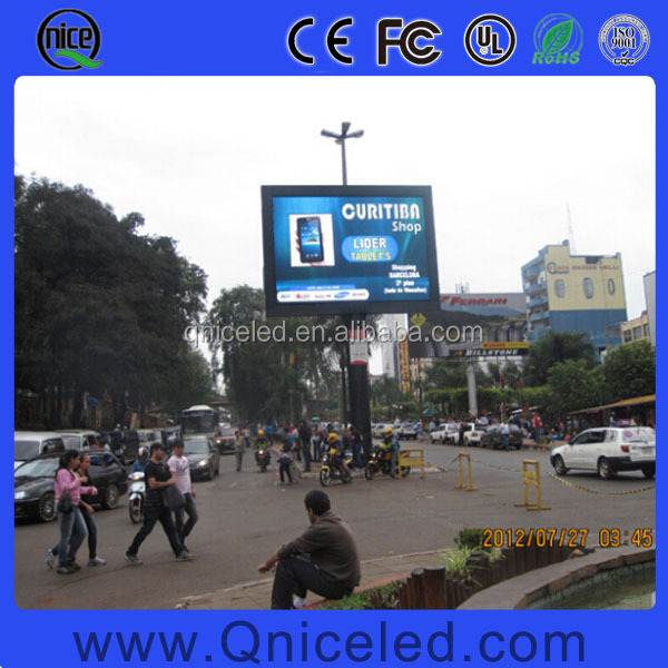 Factory price Electronic LED Signs/LED Display Outdoor/Digital Billboards/Advertising Billboard