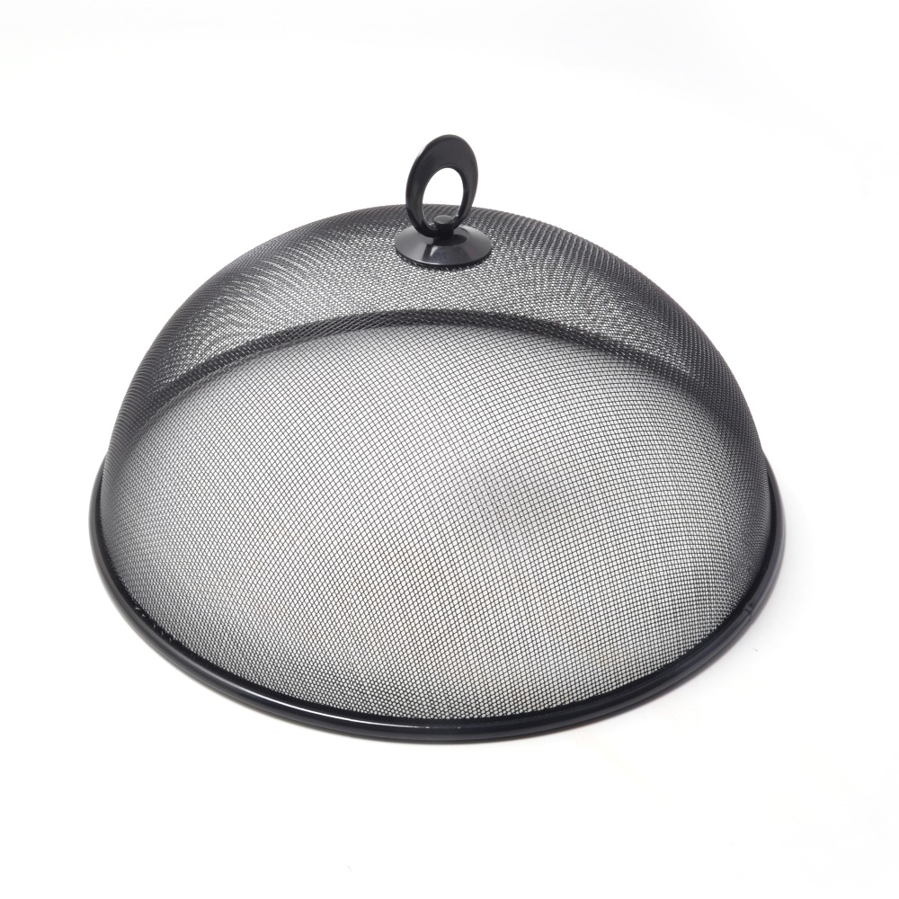High quality kitchen mesh screen outdoor plate food cover KF510023-4
