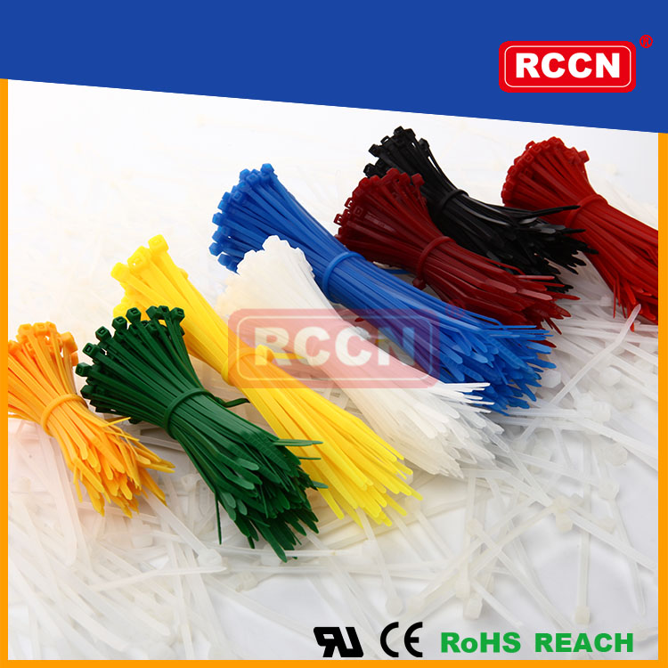 Self Locking Lowest Price cable tie elastic