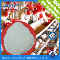 Factory Supply DL-Methionine Feed Grade 99% Feed Grade Amino Acid