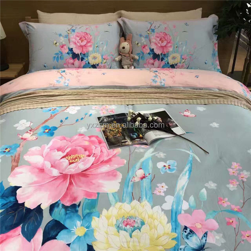 Jacquard Fabric Collection Wholesale Comforter New Design Soft Bedding Set