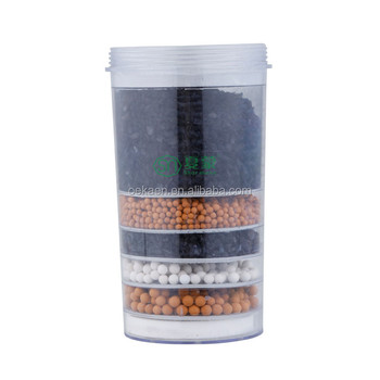 Five Layer Activated Carbon Water Filter Cartridge