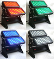 Factory direct sales 15w*72pcs RGBWA 5IN1 led City color Light Outdoor Wall Washing IP65