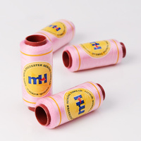 High quality small spool of polyester sewing thread made in China