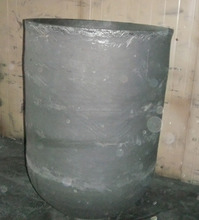 silicon carbide graphite crucible