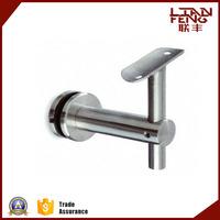 stainless steel 304 316 handrail bracket glass balcony railing