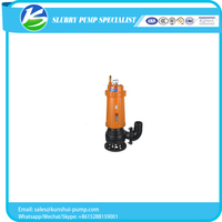 New product submersible sewage pump for ponds cleaning with CE&ISO