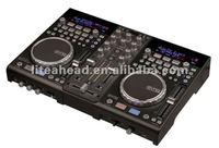 SYNQ Professional Tabletop All-in-one DJ Workstation