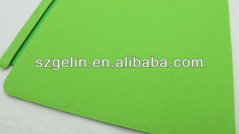2013 Hot selling leather case cover for ipad mini