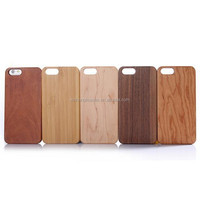 wood mobile case for IPhone, wooden cell phone case for Samsung, wood mobile case for smart phone