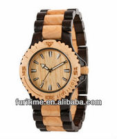 bamboo wood watches new trend classic OEM quartz wrist watch