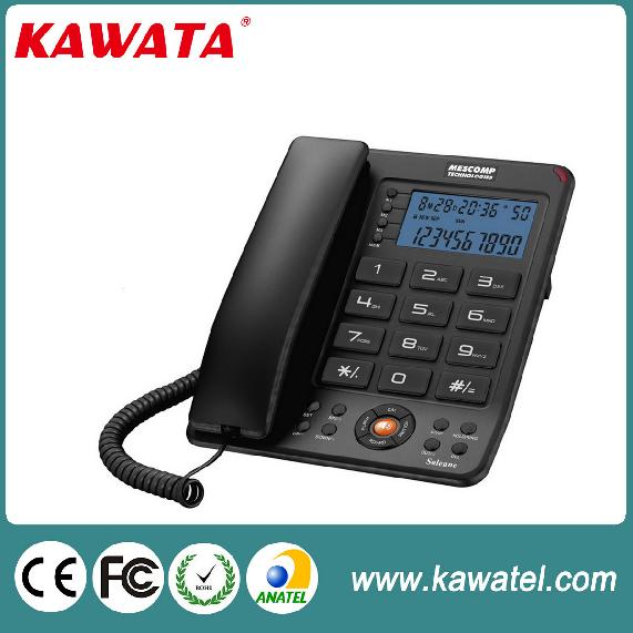 cheap funny home corded big button phones