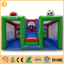indoor inflatable basketball hoop, inflatable sports basketball area
