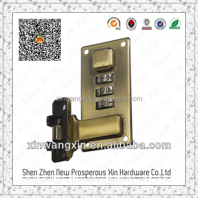 High quality of brass main gate lock