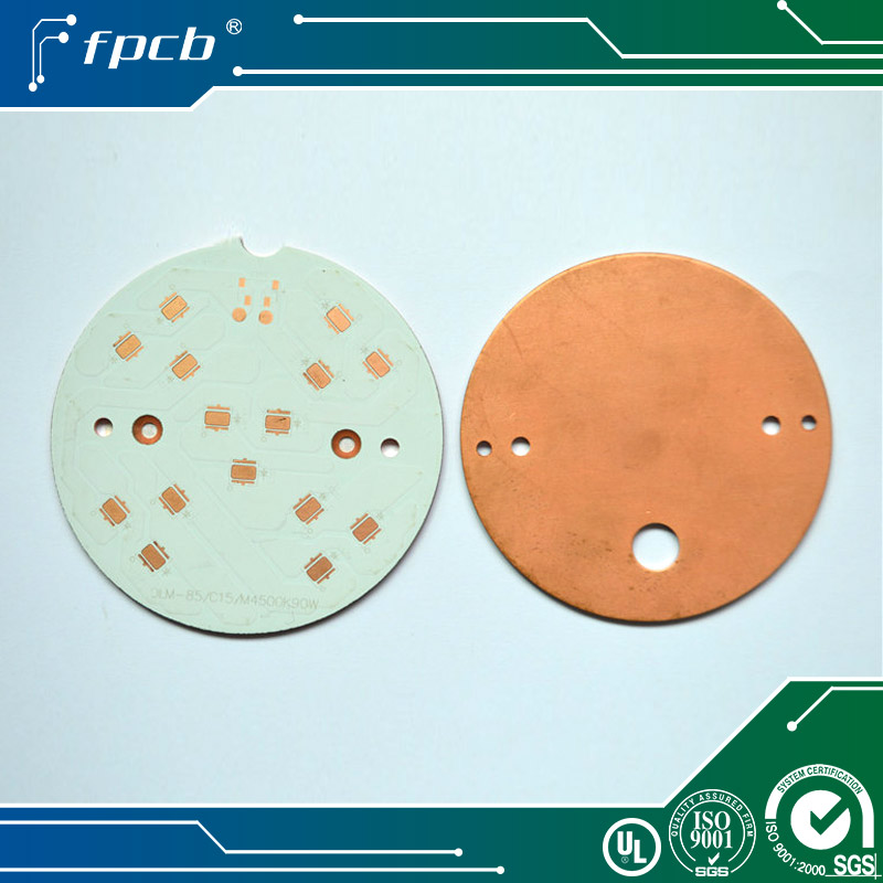 Top pcb substrate OEM copper clad laminate pcb board