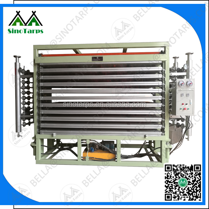 Sinotarps hot sale wood veneer dryer machine from linyi