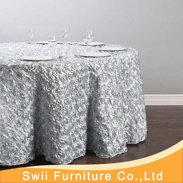 fabric painting designs on table cloth weeding table cloth logo printing