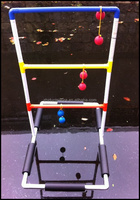 Water Sports Ladder Ball Swimming Pool Bolo Toss Game