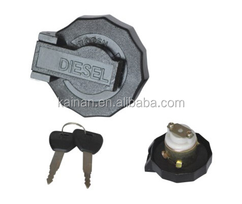 12744-266C0 Fuel Tank cap with key