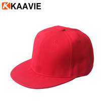 Promotional Wholesale Plain Blank Flat Bill Snapback Hat Hip Hop Cap