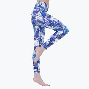 Wholesale OEM yoga leggings sexy girls in tight pants camouflage camo pants women