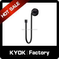 KYOK double curtain rod factory curtain rings hooks clips ,shower curtain hooks