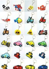 Horse Alphabet Letters Key ring with Chain Link BJO-K001