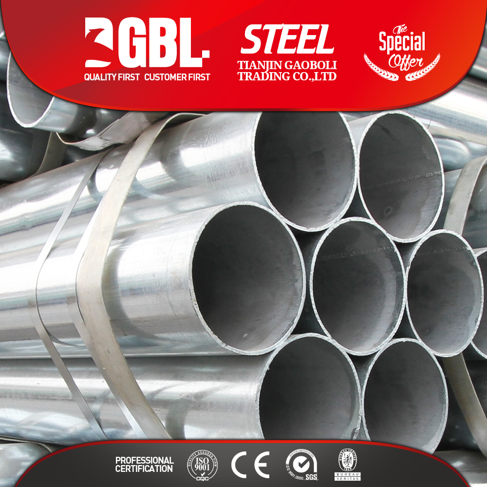 Steel pipe astm a53 grade b specifications
