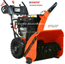 "2 stage 420CC 30""with chain drive snow thrower"