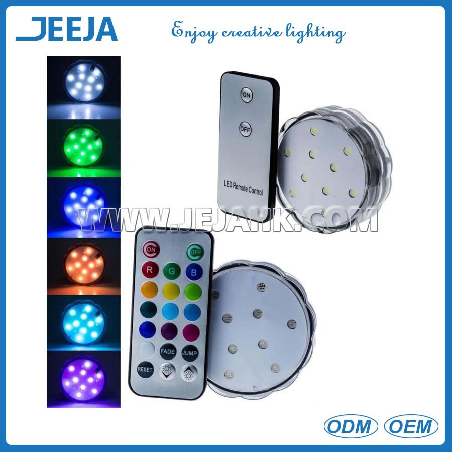Wholesale led puck lights remote online buy best led puck lights dimmable strongledstrong aloadofball Choice Image