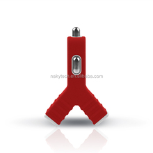 2014 best design Silicone Triangular shape android tablet car charger