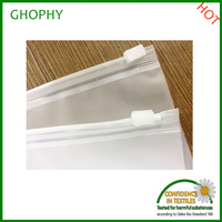Clear Plastic Zipper Bag With Handle