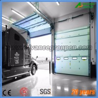 industry factory anti dust quick rolling door , fabric fast shutter door , auto quick door