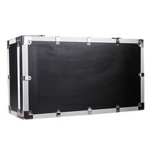 Custom Organizer Toolbox Hard Flight Case Parts Handle Corner Locks Aluminium