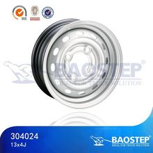 13x4J steel rim wheel for car