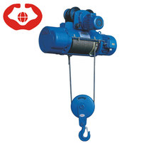 Hebei factory 1 ton CD1 lifting tool electric wire rope chain hoist